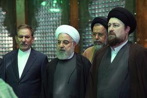 فیلم/ روحانی: امام هیچگاه نسبت به آینده روشن انقلاب ناامید نشد