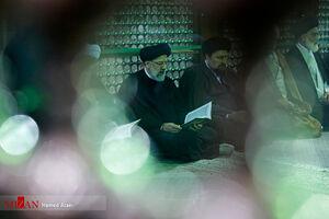 رئیسی حرم امام خمینی