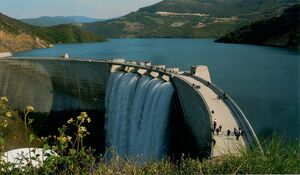 فیلم/ ساخت بزرگترین سد جهان توسط ایرانیها