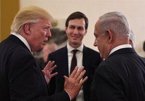داماد ترامپ: اسرائیلیها نباید در پذیرش شناسایی کشور فلسطین ریسک کنند!