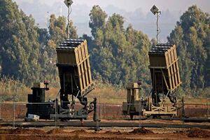 اسرائیل  سکوهای گنبد آهنین در مرز با سوریه و لبنان نصب کرد