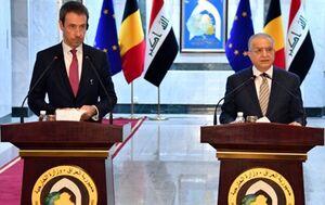 در دیدارهای وزیر خارجه بلژیک در بغداد چه گذشت؟