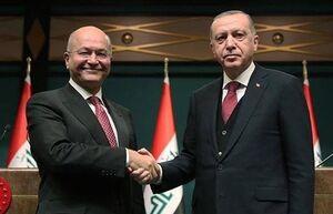 اردوغان و صالح