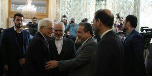 در دو دور گفتگوی ظریف و بوررل در تهران چه گذشت؟