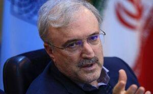وزیربهداشت: نمازجمعه شهرهای آلوده برگزار نمیشود