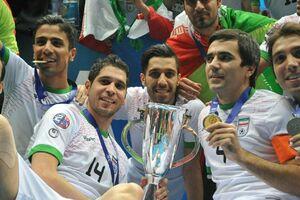 جایگاه تیم ملی فوتسال ایران در آسیا و جهان کجاست؟ +جدول