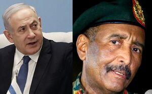 امارات، دیدار نتانیاهو با رئیس شورای انتقالی سودان را ترتیب داد