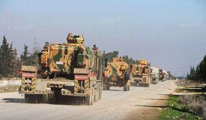 ادامه اقدامات تخریبی ترکیه علیه عملیات ارتش سوریه در ادلب / آیا اردوغان از کشتهشدن ۸ نظامی ترک در ادلب عبرت میگیرد؟ +تصاویر و نقشه