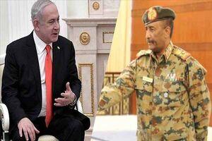 محتوای دیدار محرمانه نتانیاهو و البرهان