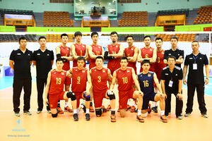 کرونا تمام مسابقات والیبال چین را لغو کرد