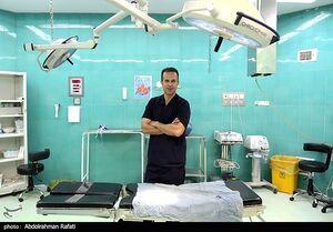 عکس/ دکتر بیژن حیدری داور دربی پایتخت