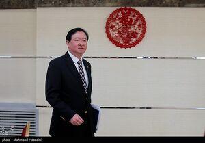 پاسخ سفیر چین به توییت کیانوش جهانپور