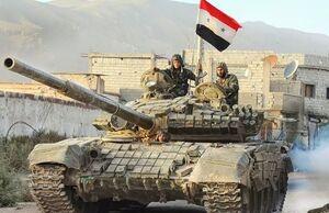 شهر «سراقب» در ادلب از سه جهت محاصره شد