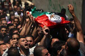 شهادت یک نوجوان فلسطینی با شلیک نظامیان صهیونیست +فیلم