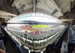 عکس/ بافت فرسوده ورزشگاه آزادی
