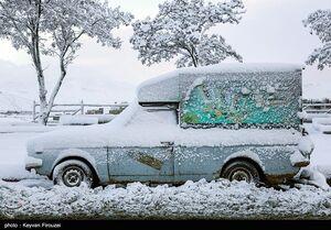 عکس/ خواب زمستانی کافه وانتها