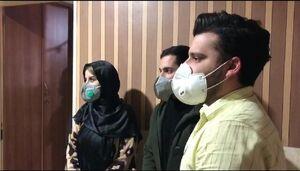 فیلم/ آخرین وضعیت دانشجویان ایرانی در قرنطینه