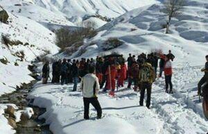 نجات ۱۳ دانشآموز در ارتفاعات شمال تهران