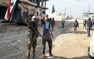 ارتش سوریه وارد شهر «سراقب» شد