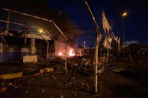 عکس/ بازگشت آرامش به میدان شهیدین صدر در نجف