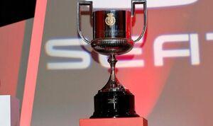 قرعه کشی نیمه نهایی جام حذفی اسپانیا