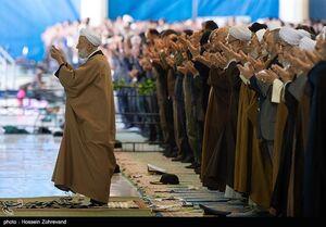 عکس/ نمازجمعه امروز تهران