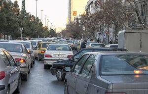 فیلم/ ترافیک سنگین در پی قطعی برق تهران
