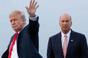 سفیر آمریکا در اروپا به دلیل شهادت علیه ترامپ اخراج شد