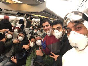 آخرین وضعیت دانشجویان ایرانی در قرنطیه کرونا +عکس