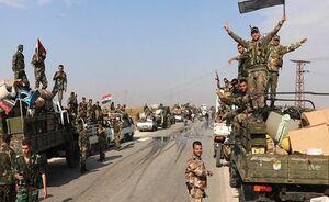تروریستها در «العیس» محاصره شدند