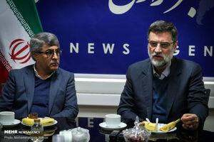 قاضیزاده: اصلاحات مظلوم نمایی می کند