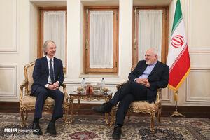 ظریف: برای تسهیل گفتوگو میان ترکیه و سوریه آمادگی داریم