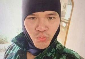 سرباز تایلندی