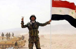 ارتش سوریه بر بخشی از حلب سیطره یافت
