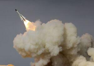 عکس/ برد موشکهای ۱۸۰۰ کیلومتری سپاه پاسداران