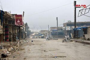"""فیلم/ گزارش خبرنگار صداوسیما از شهر""""سراقب"""""""