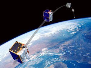 چگونه ماهوارهها را ببینیم؟ +عکس