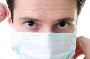 دقیقا ماسک چگونه از شیوع کرونا جلوگیری میکند؟ +عکس