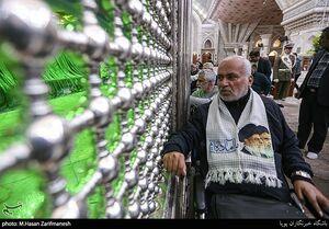 عکس/ تجدید میثاق جانبازان با آرمانهای امام خمینی(ره)