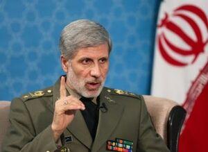 روایت وزیر دفاع از نقش صیاد شیرازی در طراحی عملیاتهای بزرگ