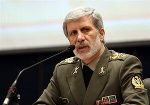وزیر دفاع: در بازسازی بالگردها هیچ مانعی در کشور نداریم