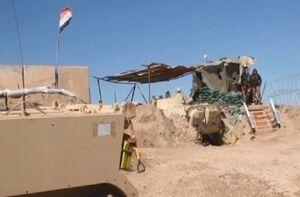 ایجاد پستهای امنیتی حشدالشعبی در نقاط راهبردی مرز عراق