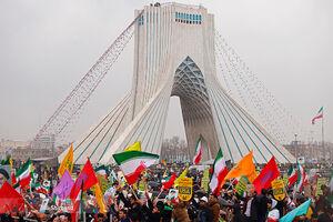 در مسیر راهپیمایی ۲۲ بهمن کجا نماز بخوانیم؟