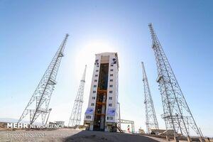 فیلم/ زمان ارسال ماهواره ظفر۲ به مدار زمین