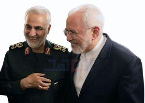 ظریف: ترور شهید سلیمانی عزم محور مقاومت را راسختر کرد