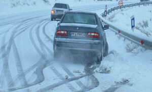 آمادهباش مدیریت بحران در ۹ استان در برابر برف و باران
