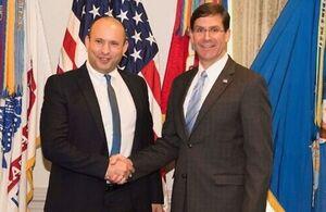 ادعای تلآویو: آمریکا در عراق با ایران میجنگد، اسرائیل در سوریه