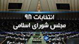 آمار انتخابات مجلس یازدهم در تهران