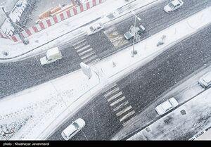 عکس/ از بحرانزدهترین نقاط برفزده گیلان