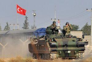 ترکیه: ۱۱۵ هدف وابسته به نظام سوریه را هدف قرار دادیم